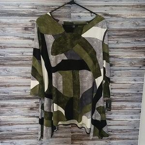 Alfani tunic top size xlarge NWT